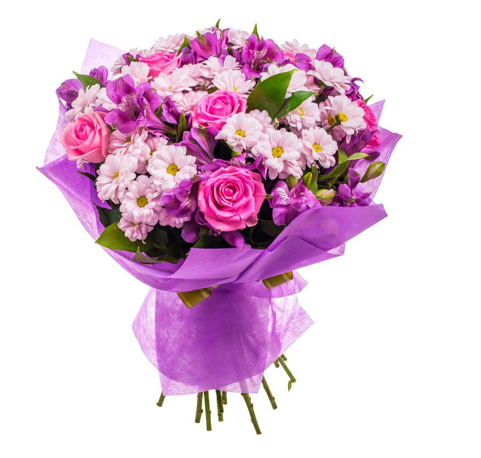 Букет, заказ цветов одесса гривна недорого