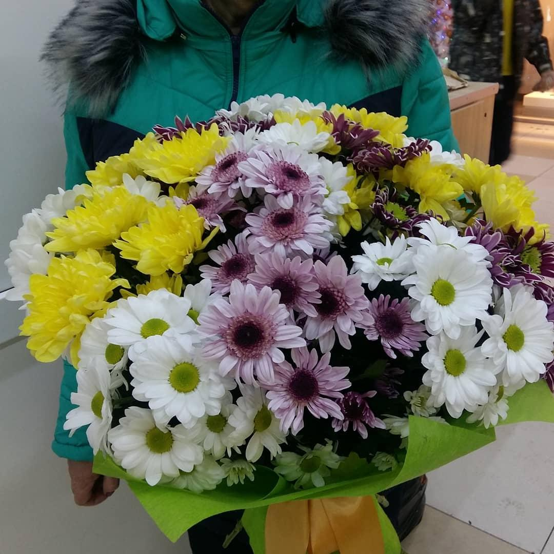 Краматорск заказ цветов, стиле